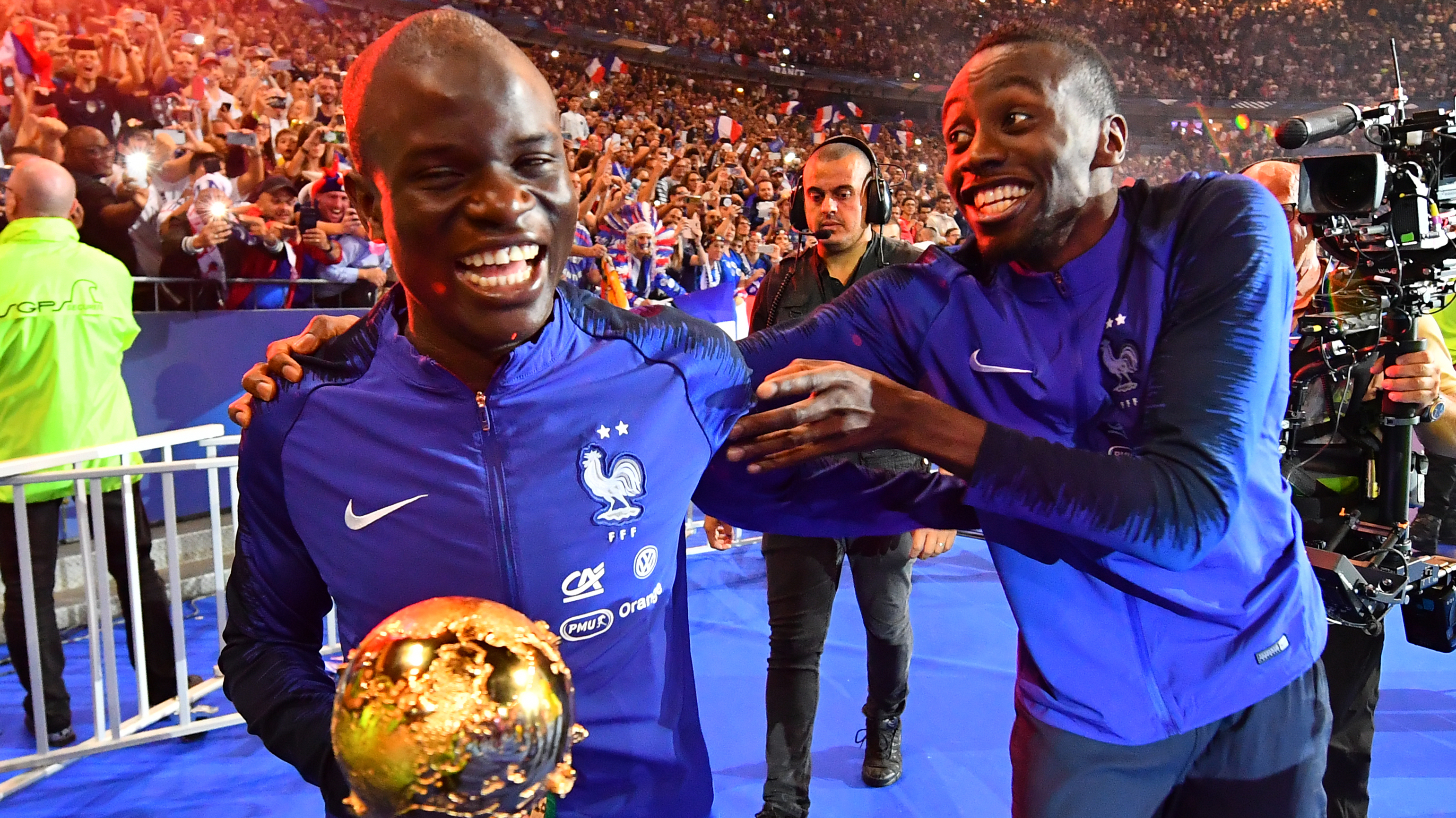 N'Golo Kante Accepts Dinner Invite From Fan, They Eat Curry, Watch Match Of The Day And Play FIFA