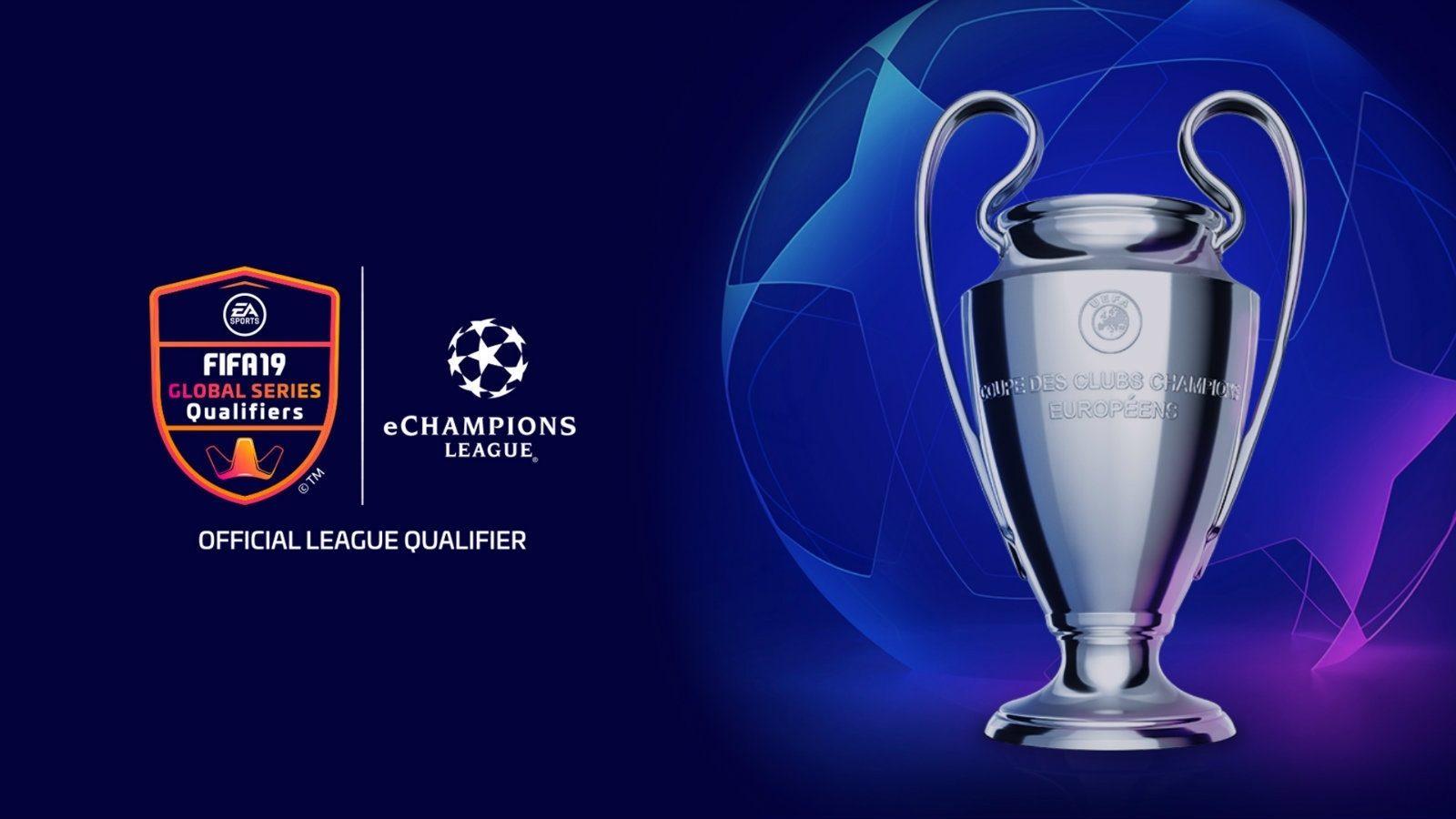 eChampions League coming to FIFA 19. Credit: EA Sports