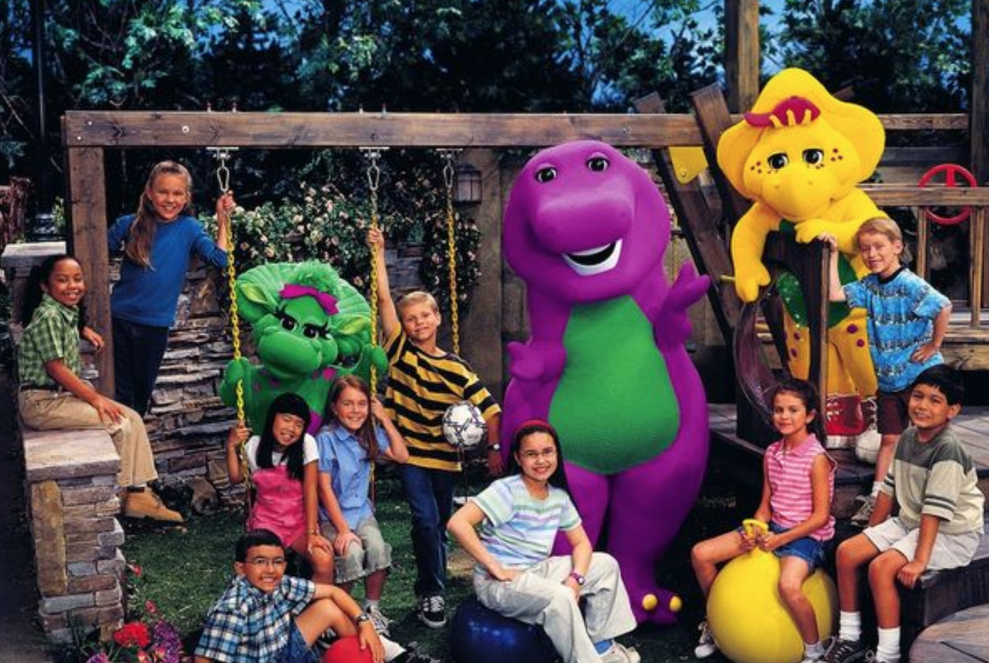 Barney The Dinosaur actor now runs a tantric sex business