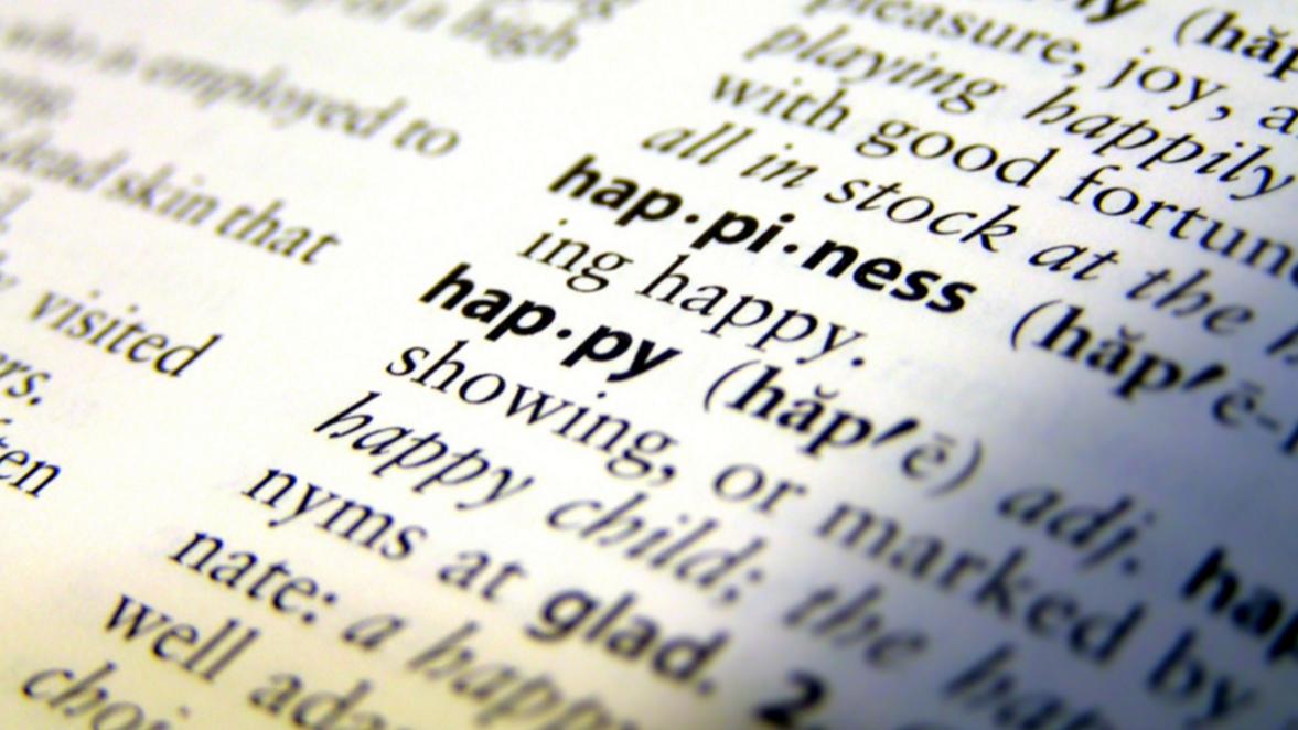 happy experiences in life