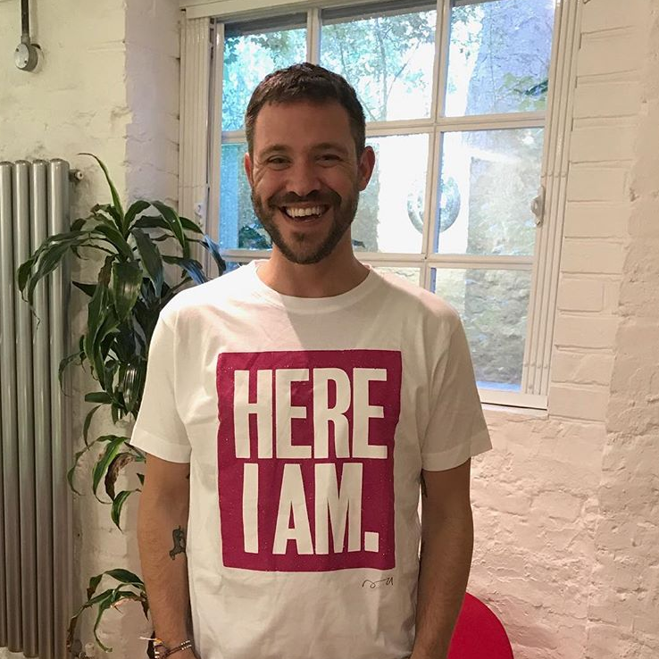 Singer Will Young. Credit: Instagram/Will Young
