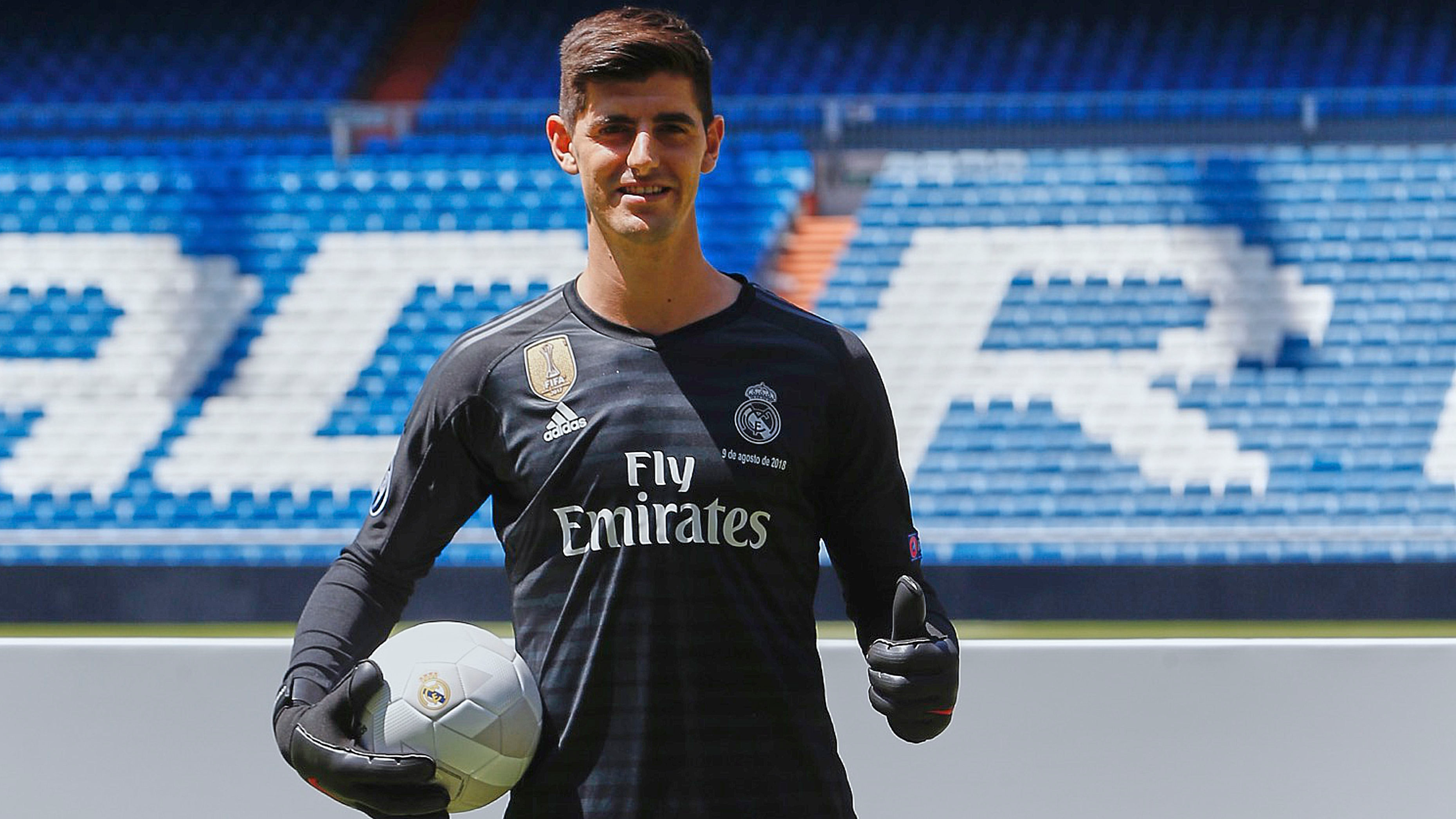 Why Thibaut Courtois Won't Making His Real Madrid Debut