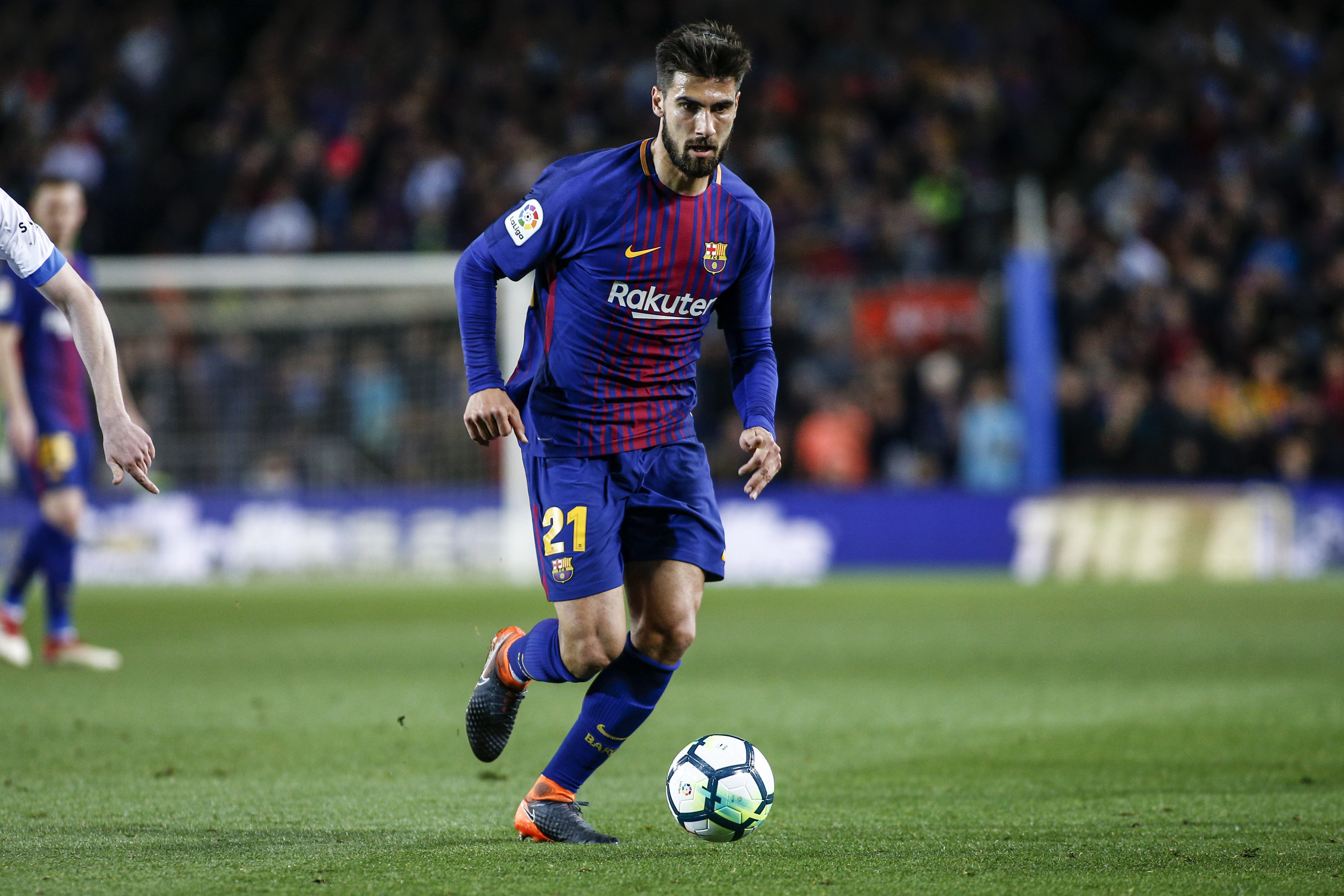 Andre Gomes has often been criticised as not being good enough. Image PA Images