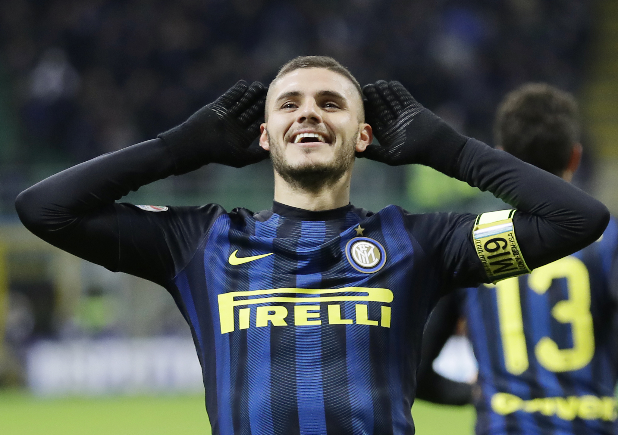 Inter Milan Captain Mauro Icardi Produces Great Gesture For Young