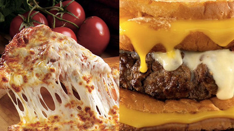 Cheese Burger Pizza Has Arrived - And You Can Get It Free