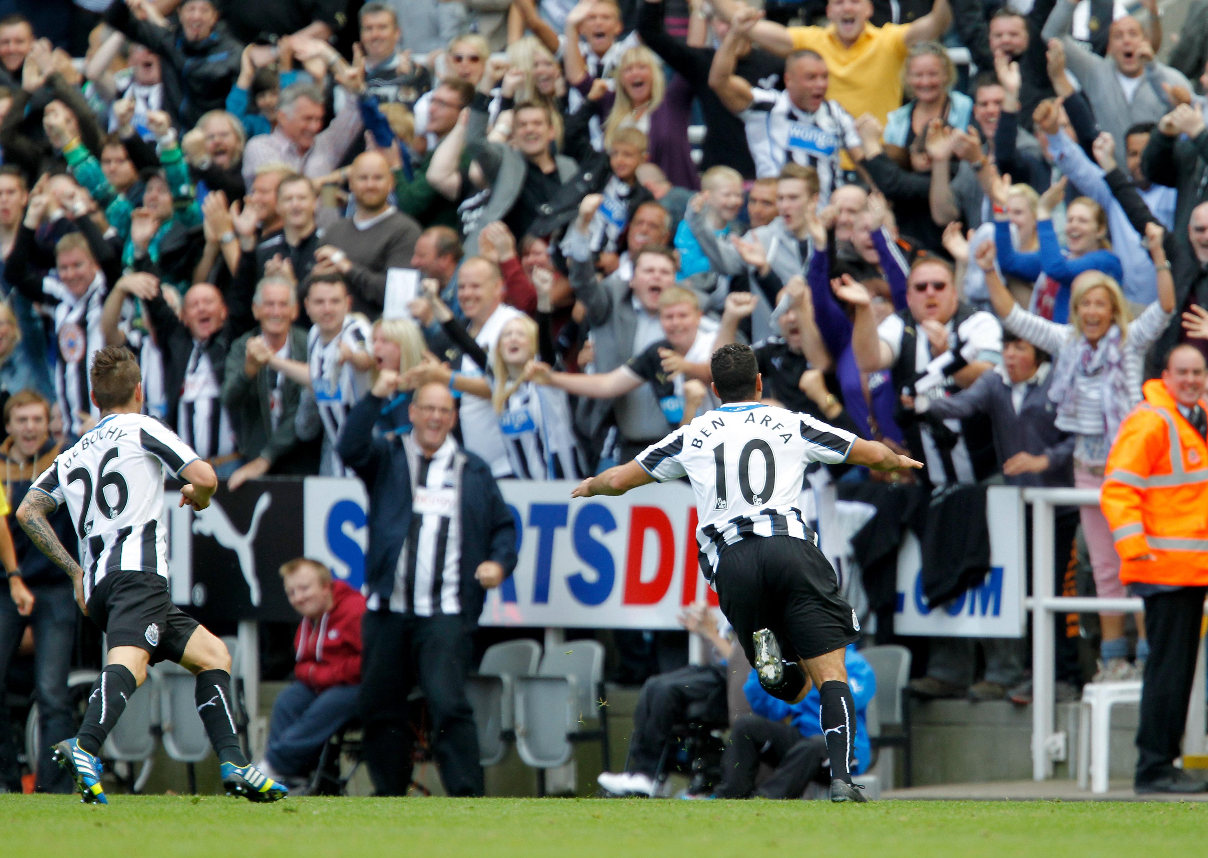Ben Arfa confirms PSG exit