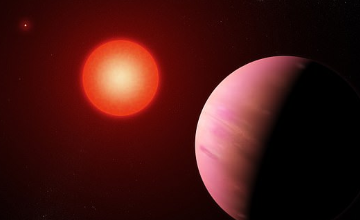 NASA's probe discovers a new planet