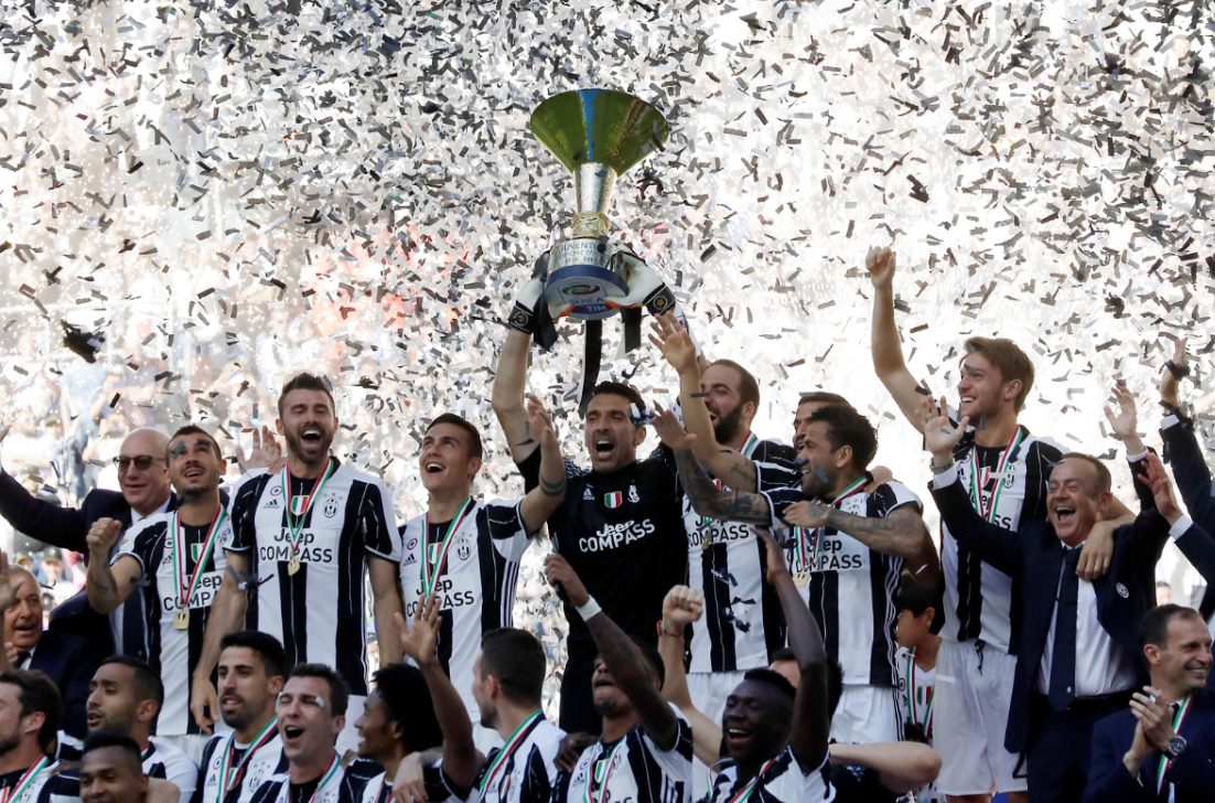 Massimiliano Allegri wants 'fiendish' Juventus in Champions League Final