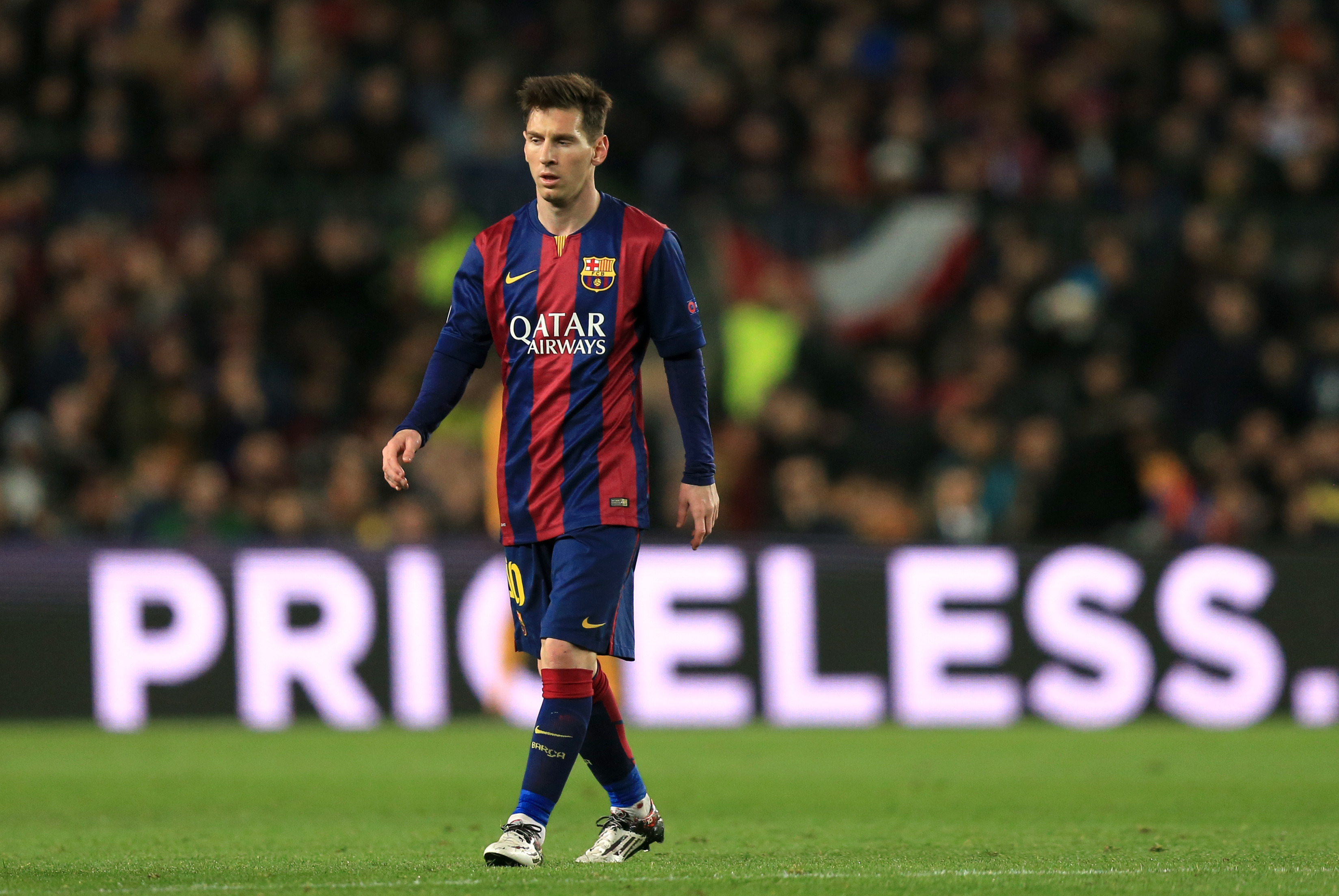 WATCH A pilation Leo Messi Destroying Premier League Teams
