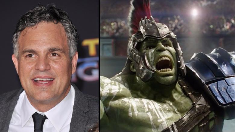 Mark Ruffalo Accidentally Streamed The New 'Thor' Movie