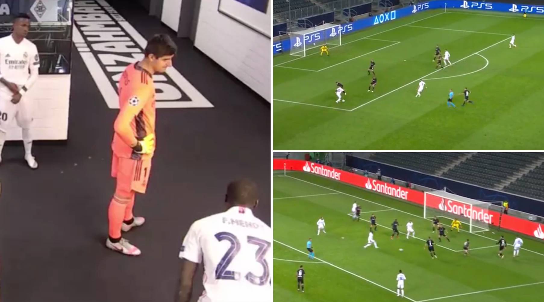 Real Madrid News Vinicius Jr S Highlights Emerge After Karim Benzema Tells Ferland Mendy Not To Pass To Him