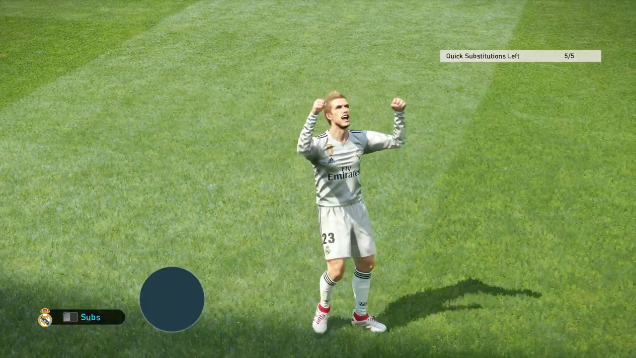 You Can Bend It Like Beckham In Pro Evolution Soccer 2019 Sportbible