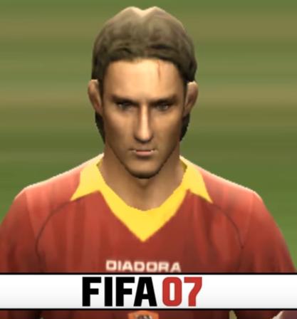 Totti Fifa 07