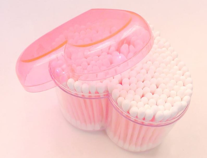 10 per cent of cotton buds are flushed down the toilet. Credit: PA Images