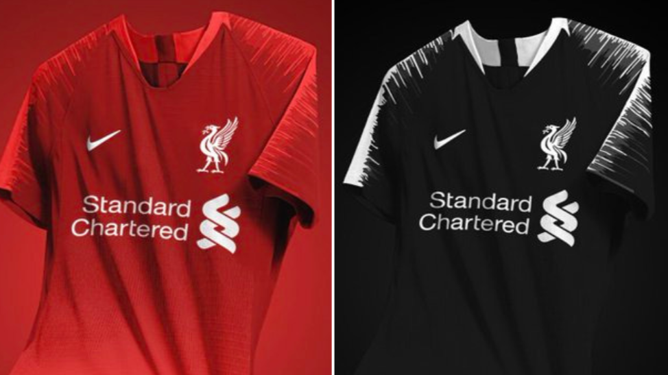 Liverpool S Home And Away Nike Concept Kits Are A Thing Of Beauty Sportbible