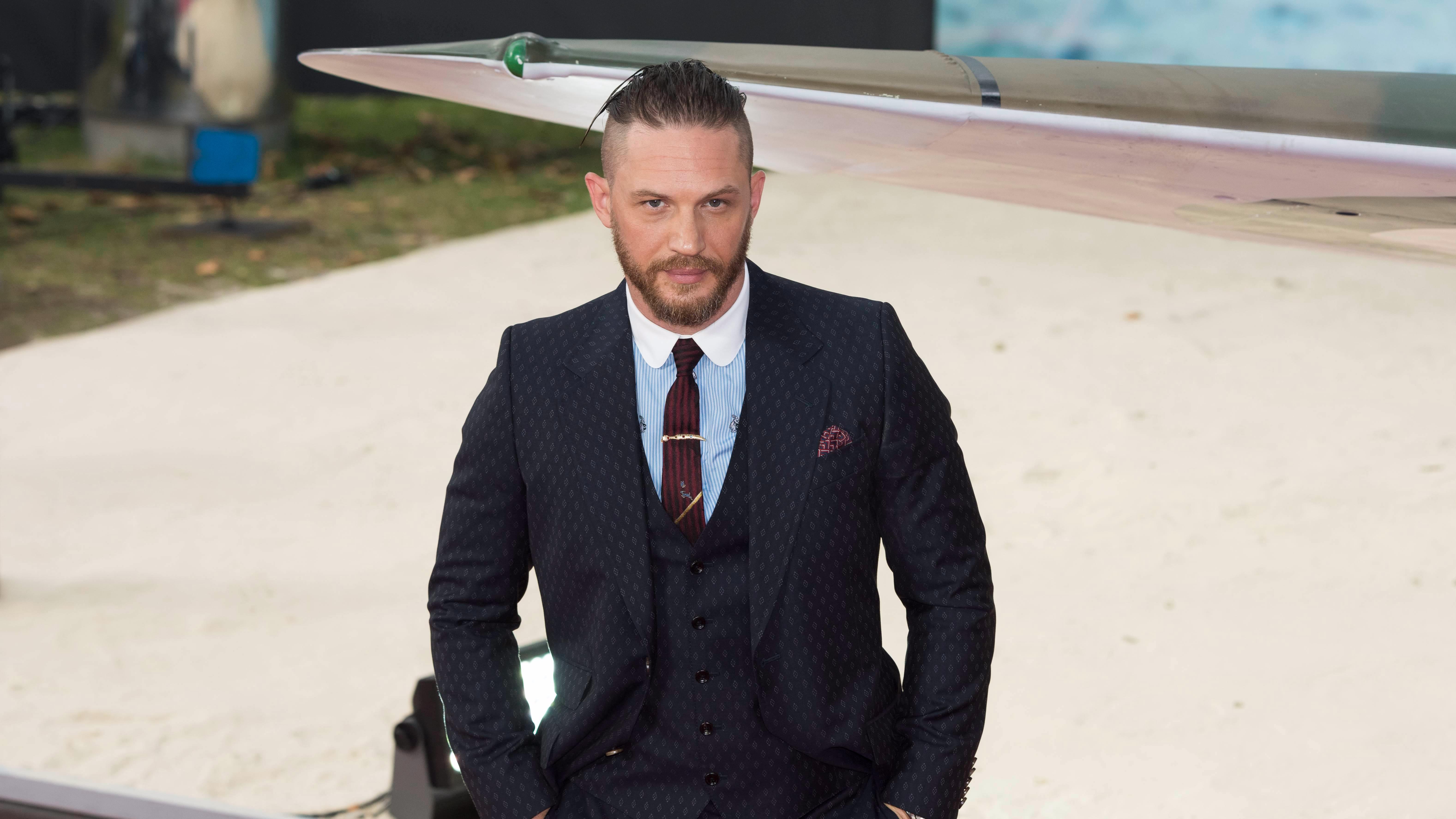 Tom Hardy Has Revealed New Plot Details For 'Venom' Movie