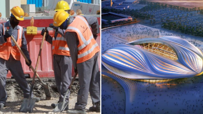 Trade Union Leader Reveals Shocking Extent Of Qatar World Cup Deaths