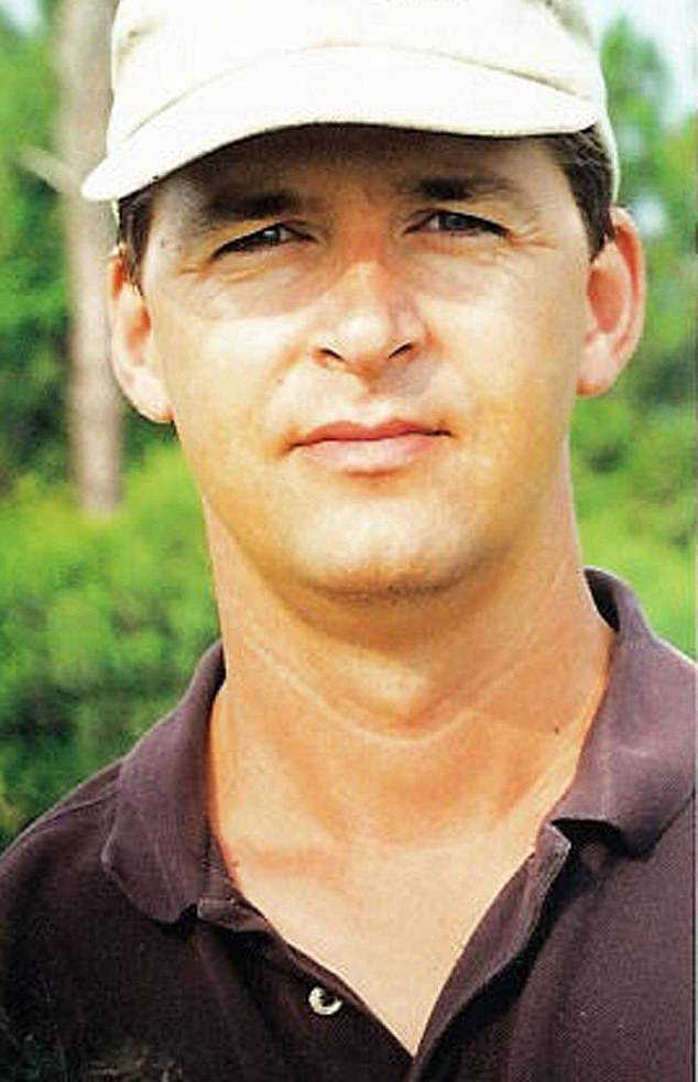 Simon Clark was killed in 2001. Credit: New Port Richey Police Department