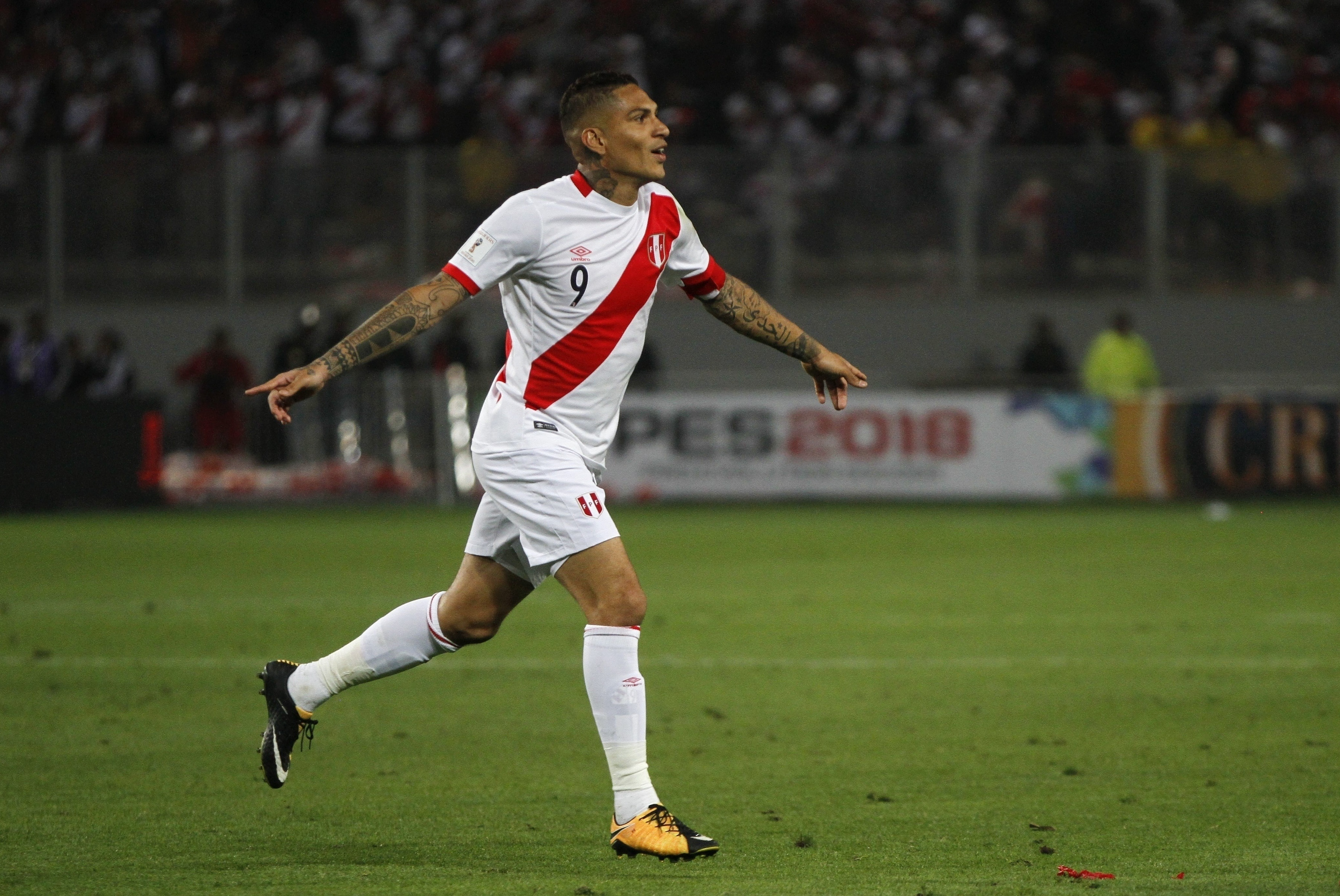 Federation Internationale de Football Association bans Peru captain