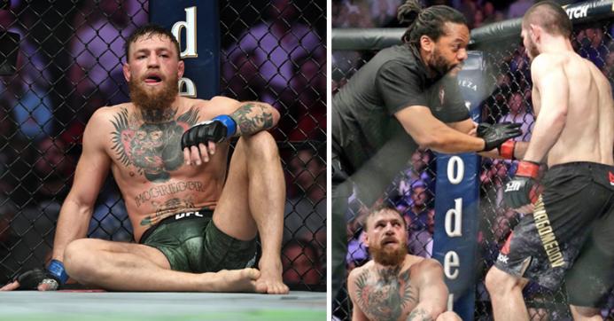 Dana White Confirms Conor McGregor Wants A Rematch With Khabib Nurmagomedov