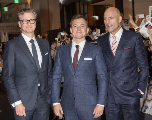 'Kingsman 3′ Confirmed for 2019; Matthew Vaughn Will Write and Direct