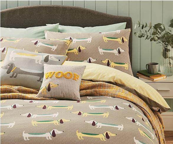 asda french bulldog bedding