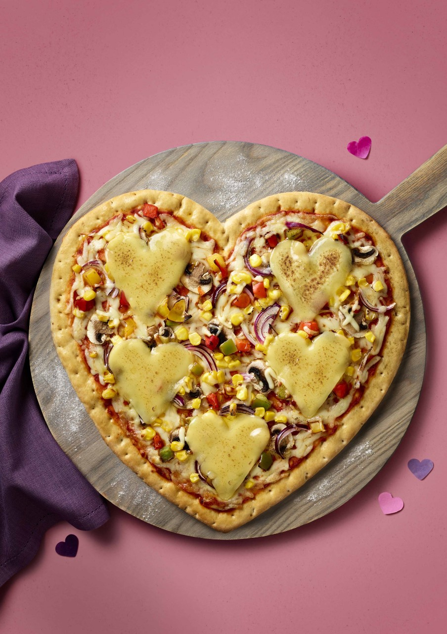 Asda Is Selling Love Heart Pizzas Just In Time For Valentine S Day