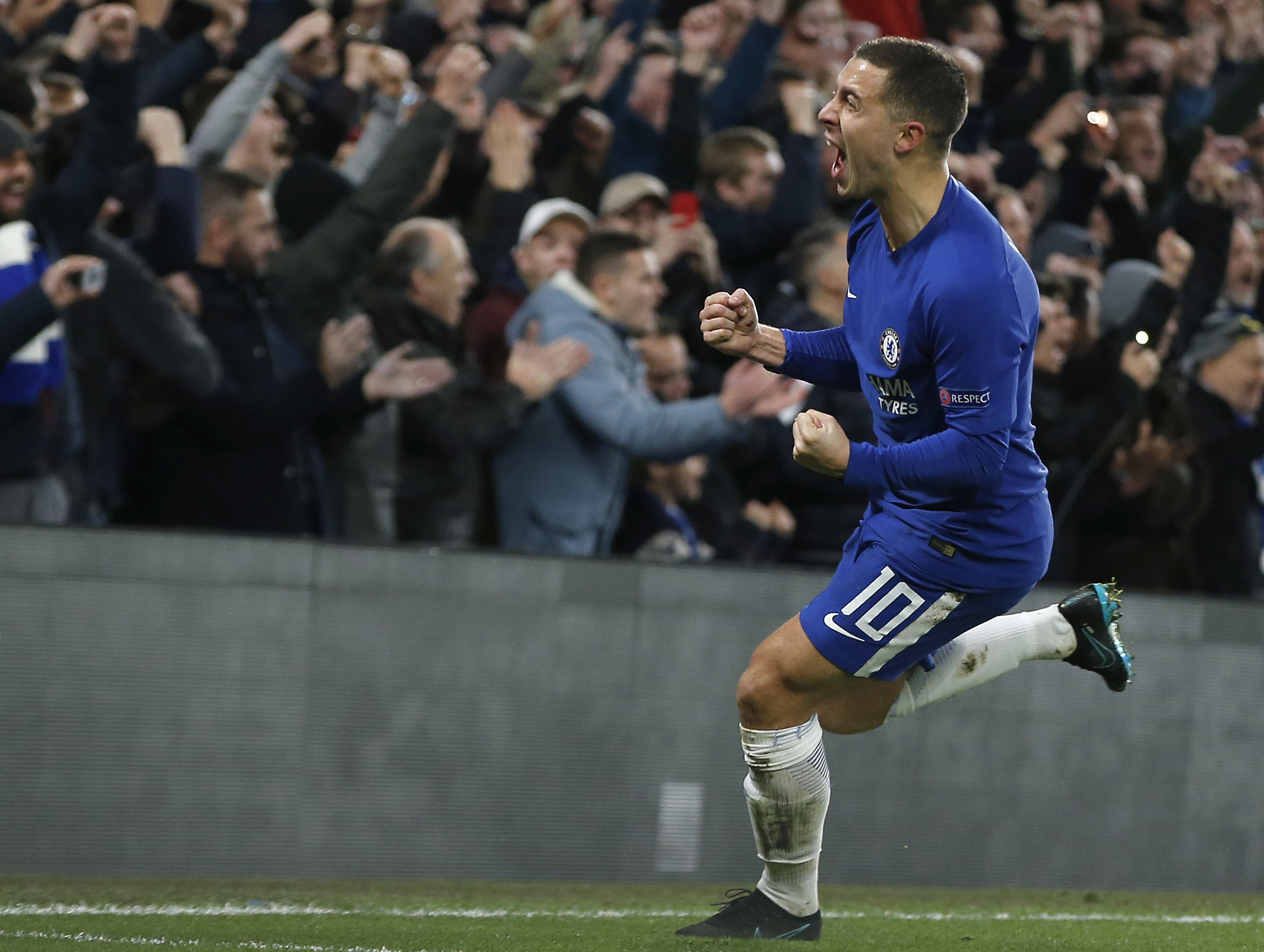 Chelsea's Eden Hazard can be in frame for Ballon d'Or - Antonio Conte