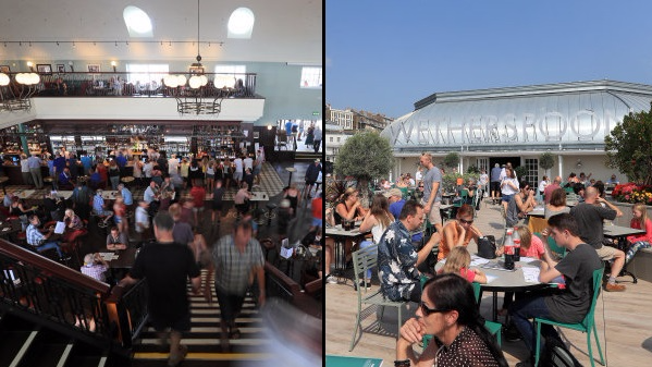 The UK's Largest Wetherspoons Opens Its Doors To The Public Today