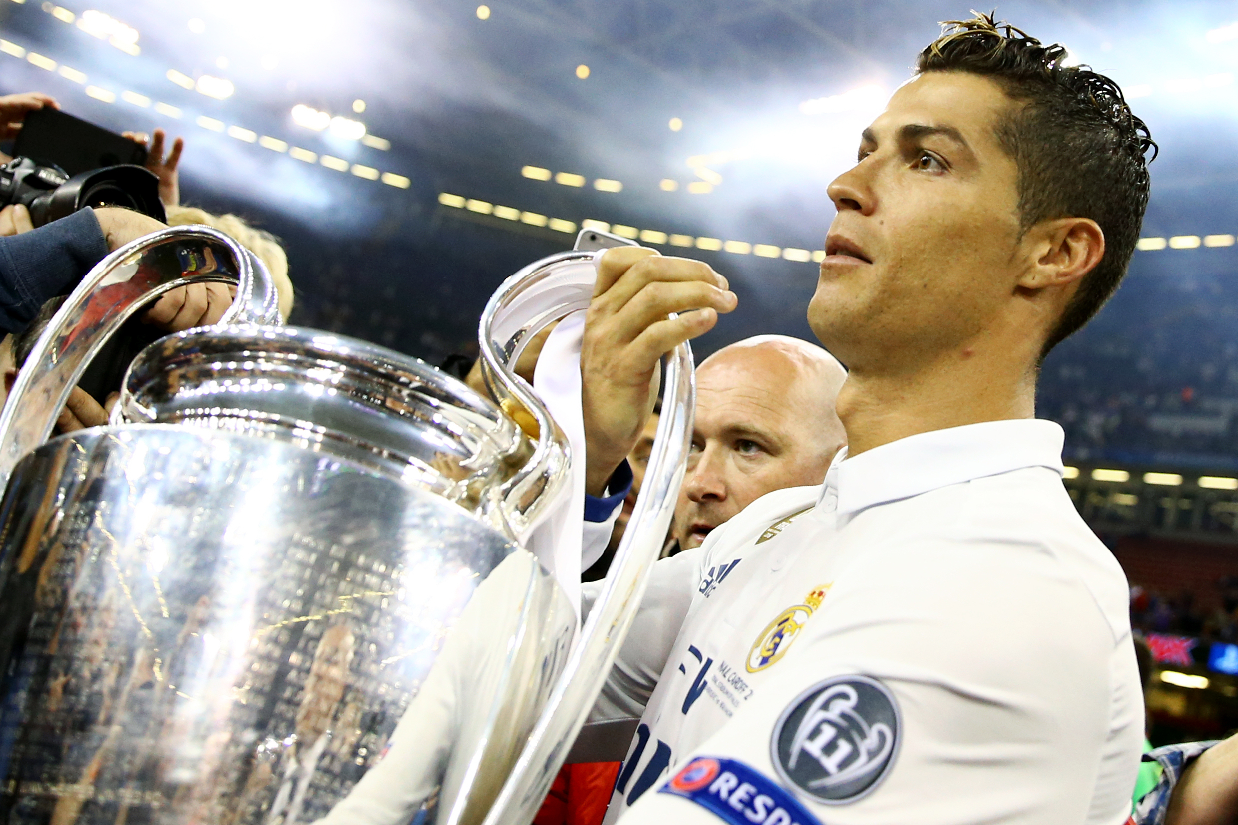REAL MADRID - Ronaldo wants Blancos exit