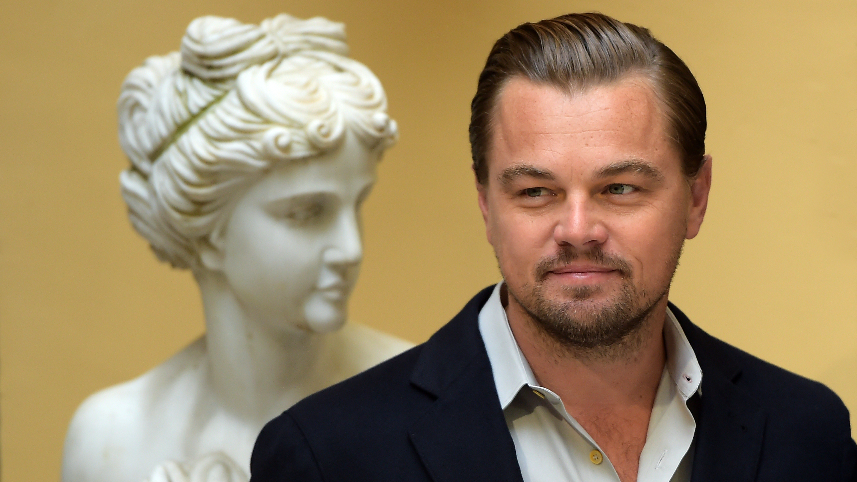 Leo Di Caprio Posts The First Images From 'Once Upon A Time In Hollywood'