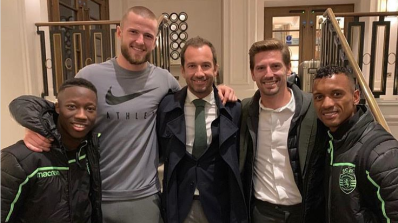 Picture Of Eric Dier With Mysterious Mega Bulge Has Got People Talking