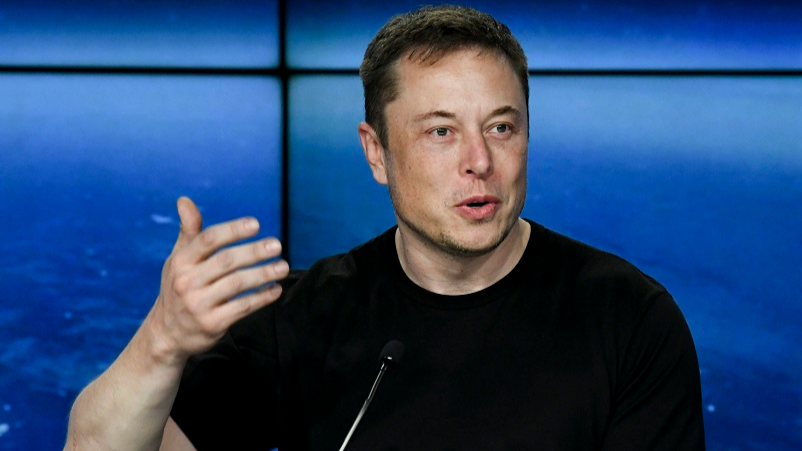 Elon Musk Tests 'Kid-Sized Submarine' To Help Cave Rescue Mission In Thailand