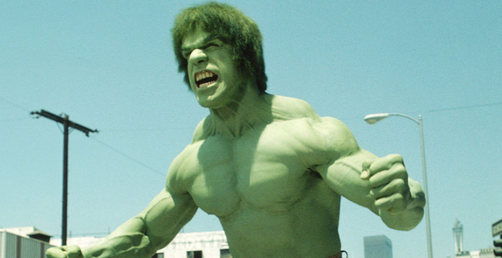 Original Incredible Hulk Reveals Big Mistake People Make At The Gym. Credit: Marvel/CBS
