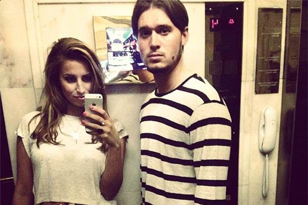Ferne McCann shows off her post-baby body