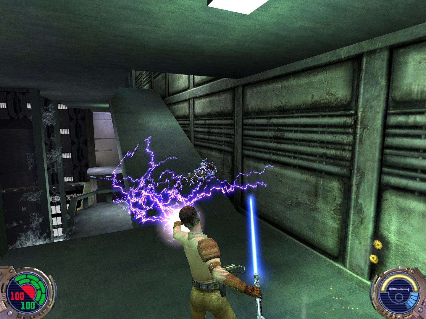 Jedi Outcast remains the best Star Wars game out there