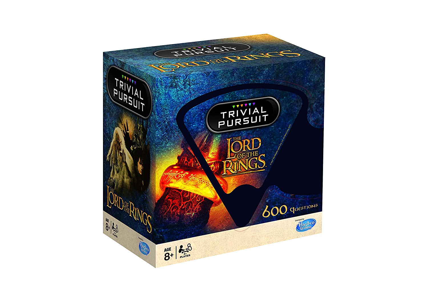 'Lord of the Rings' trivial pursuit is exciting fans this Christmas. Credit: Amazon