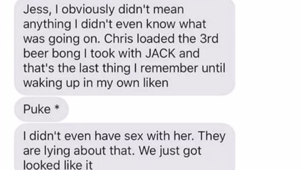 Girl Roasts Boyfriend With One Picture After He Cheated On Her During Spring Break