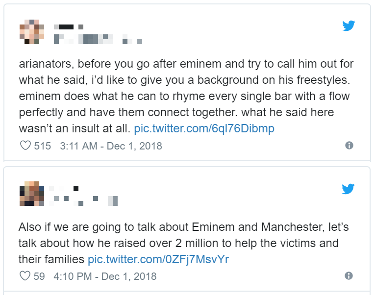 Eminem Freestyles About Ariana Grande And Manchester Bombing In New