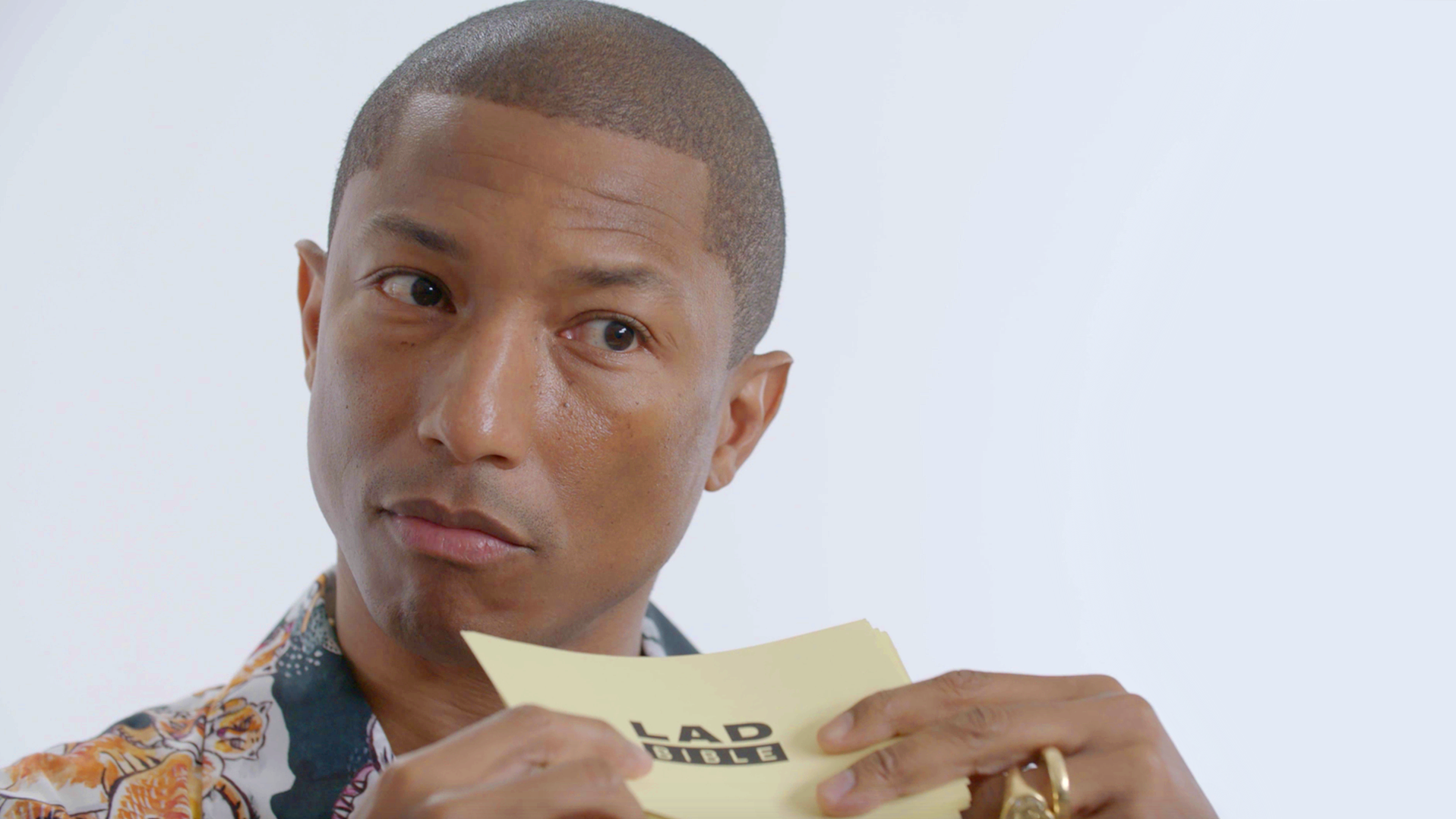 Prepare For Life Advice From Pharrell Williams And You'll Never Go Wrong