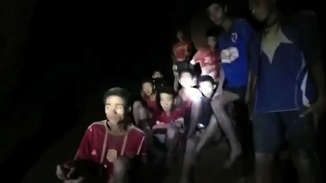 Calls For Knighthoods For British Divers Who Found And Rescued Thai Boys