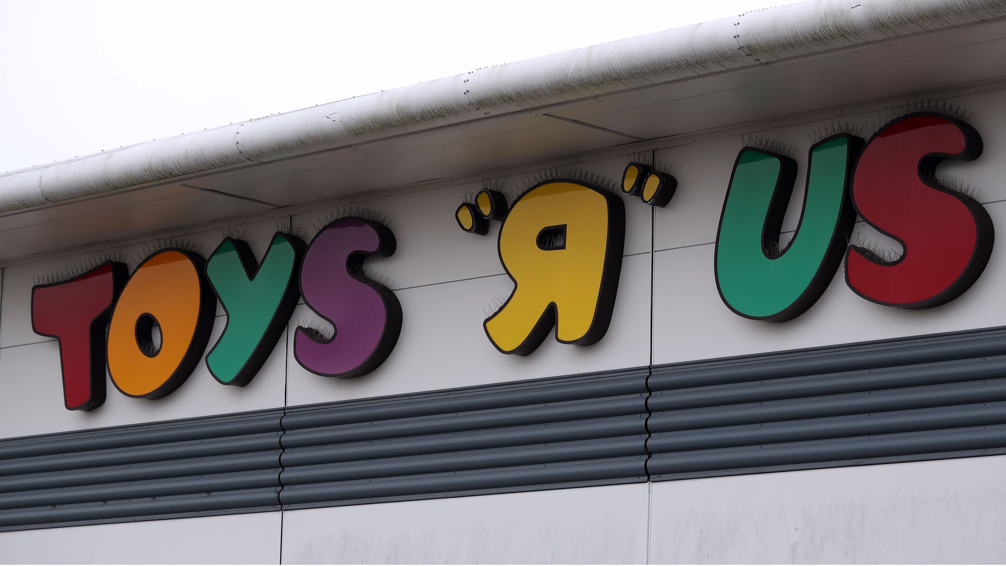 Toys R Us Has Been Saved From Going Into Administration
