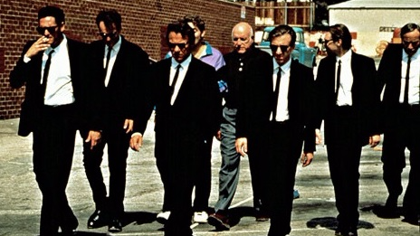 ​Quentin Tarantino Reunited With The Cast Of Reservoir Dogs
