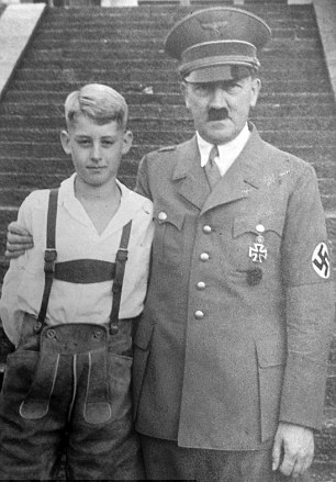Picture Adolf Hitler Tried To Have Banned Goes Up For ...