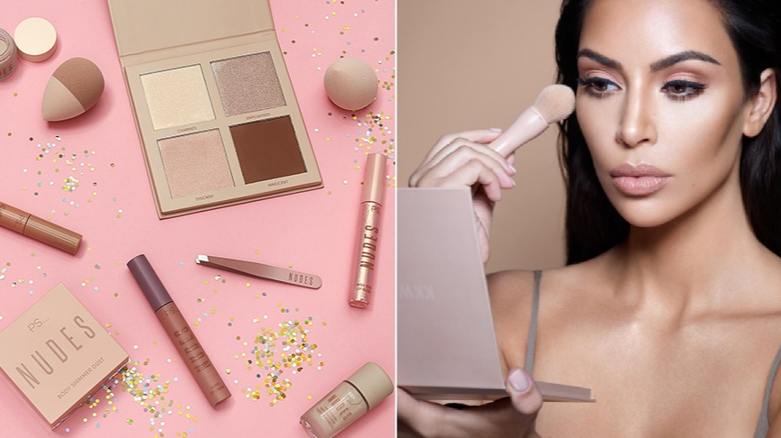 ​Primark Launches Dupe Version Of Kim Kardashian's Make-Up Collection