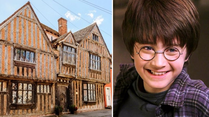 Get Your Bids In Because Harry Potter's House Is Up For Sale