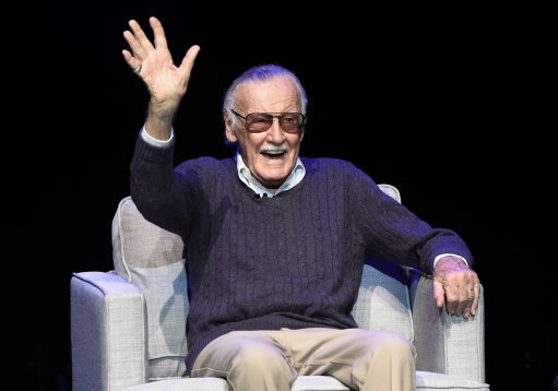Stan Lee passed away aged 95. Credit: PA
