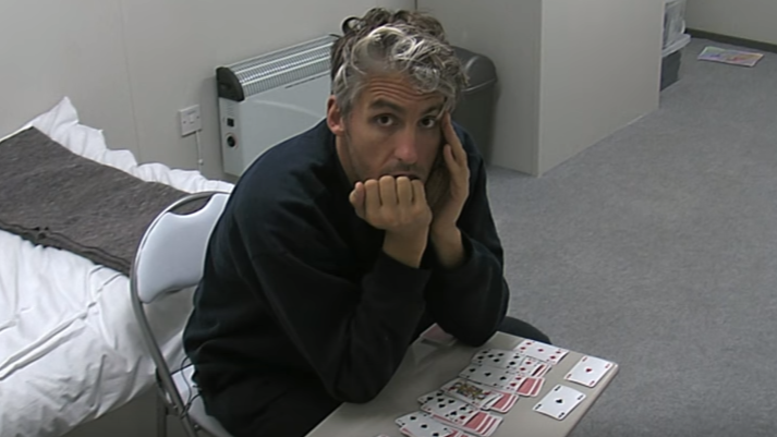 George Lamb Placed In Solitary Confinement For TV Experiment