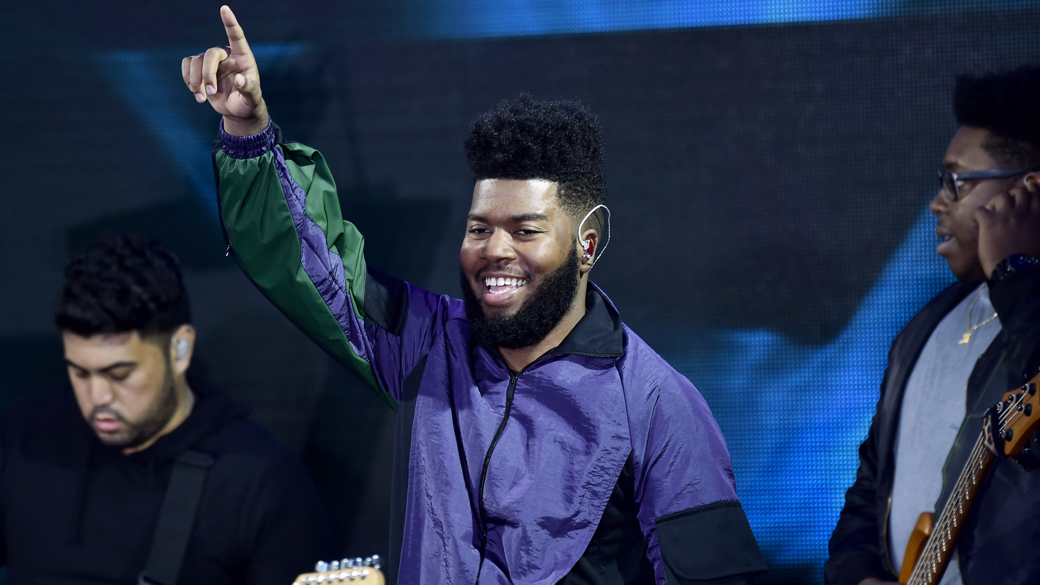 Singer Khalid's Dream Was To Go To The Grammys, Now He's Got Five Nominations