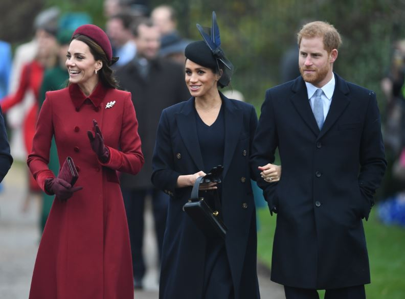 Meghan Markle Reveals Her Due Date Is 'Nearly' Here
